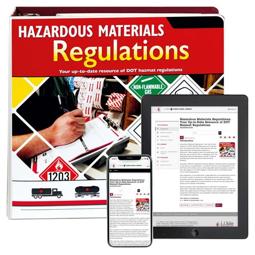 Hazardous Materials Regulations Guide (00094)