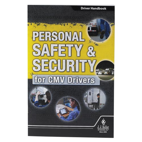 Personal Safety & Security for CMV Drivers Handbook (010843)