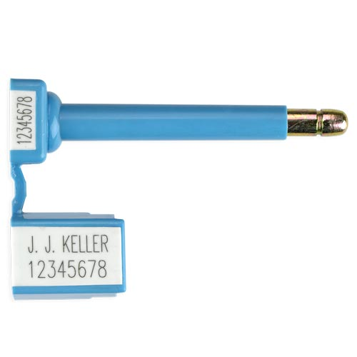 Klicker 2-Color Bolt Security Seal (010800)