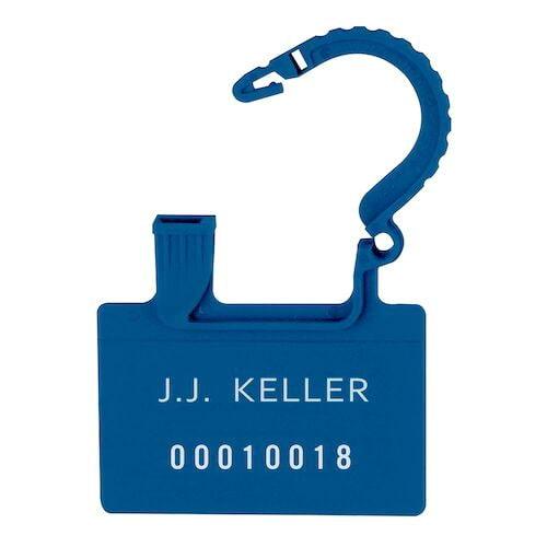 Plastic Padlock Security Seal (010838)