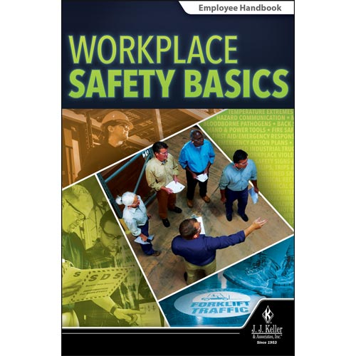 Workplace Safety Basics - Employee Handbook (010926)