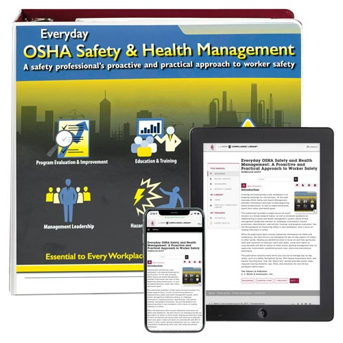 Everyday OSHA Safety & Health Management Manual (00047)