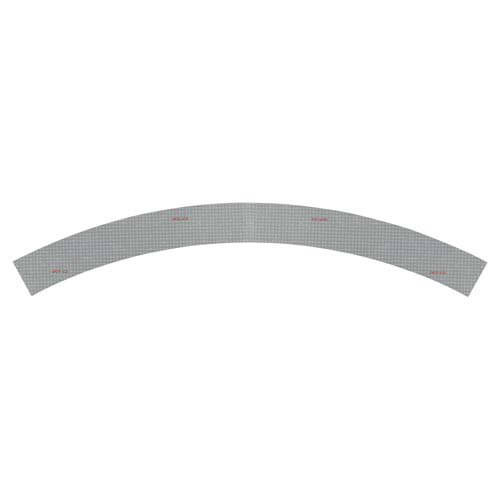 Curved Conspicuity Tape Strips for Tankers (01802)