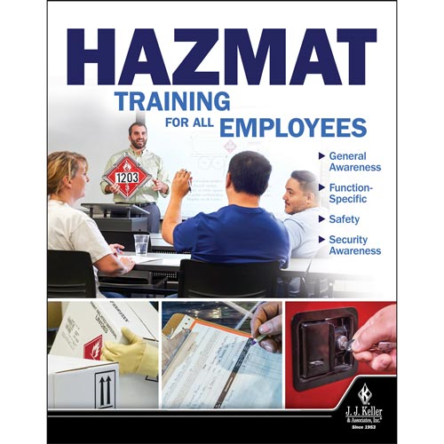 Hazmat: Training for All Employees - Security Awareness Training