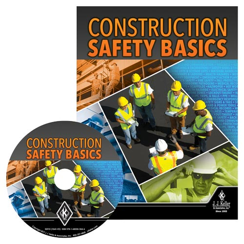 Construction Safety Basics - DVD Training (012796)