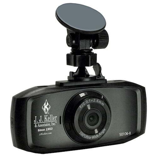 J. J. Keller® HD Dash Cam (012119)