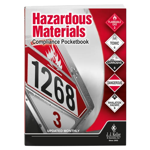Hazardous Materials Compliance Pocketbook (07654)