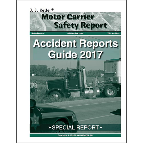 Special Report - Accident Reports Guide 2017 (08923)