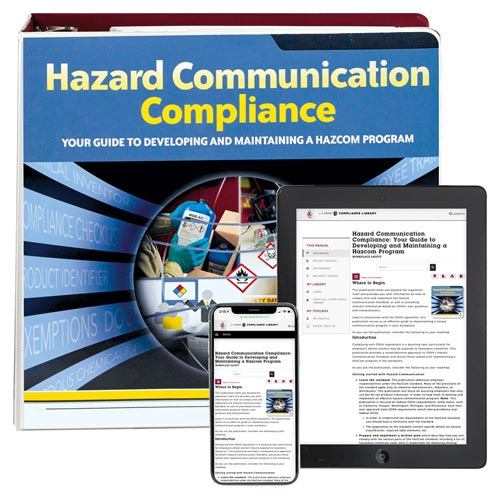 Hazard Communication Compliance Manual (05933)