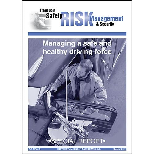 Special Report - Managing a Safe and Healthy Driving Force (013651)