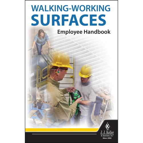 Walking-Working Surfaces - Employee Handbook (012272)