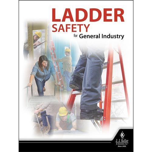 Ladder Safety for General Industry - Pay Per View Training (012273)