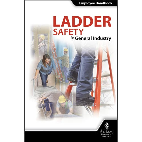 Ladder Safety for General Industry - Employee Handbook (012279)