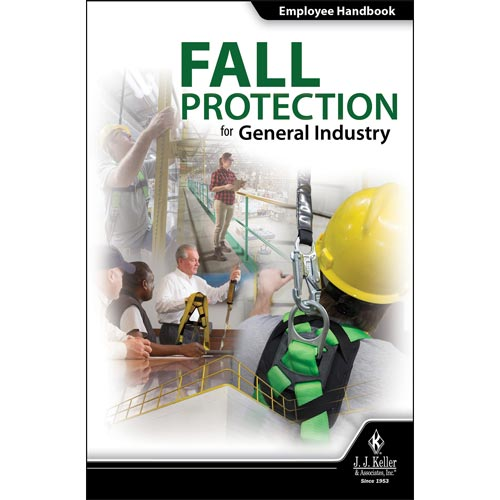 Fall Protection for General Industry - Employee Handbook (012280)