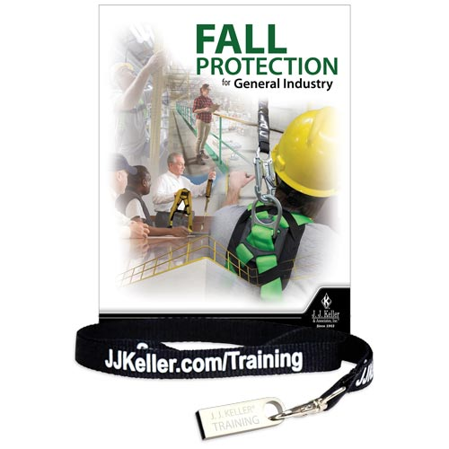 Fall Protection for General Industry - DVD Training (012285)