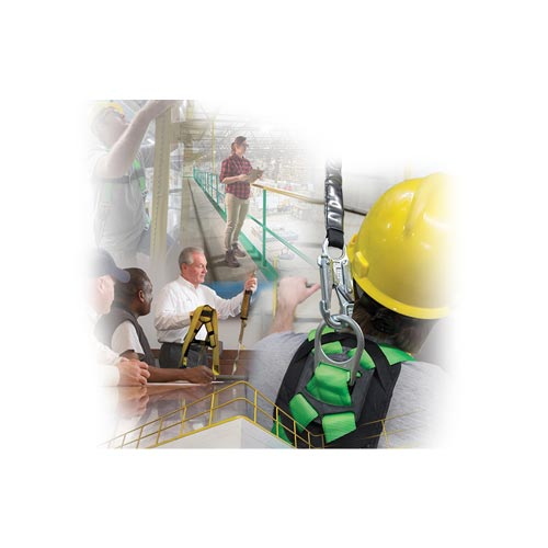 Fall Protection for General Industry - Online Training Course (012380)