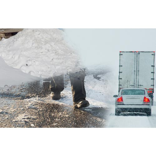 Winter Safety: Working & Driving in Snow, Ice, & Extreme Cold - Online Training Course (012394)