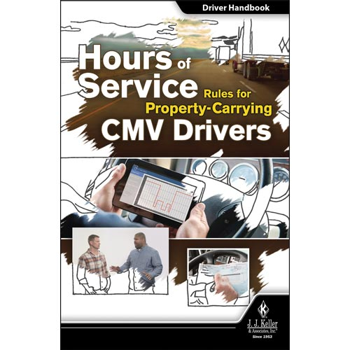 Hours of Service Rules for Property-Carrying CMV Drivers - Driver Handbook (012903)