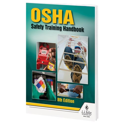OSHA Safety Training Handbook - 8th Edition (00633)