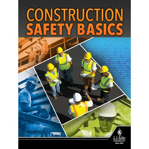 Construction Safety Basics: Safe Use of Equipment - Streaming Video Training Program (012854)