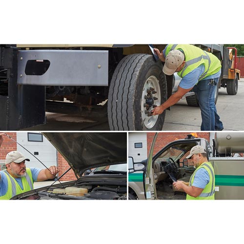 Vehicle Inspections: Straight Truck Series - Online Training Course (012927)