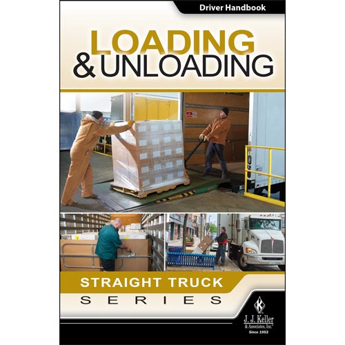 Loading & Unloading: Straight Truck Series - Driver Handbook (013232)