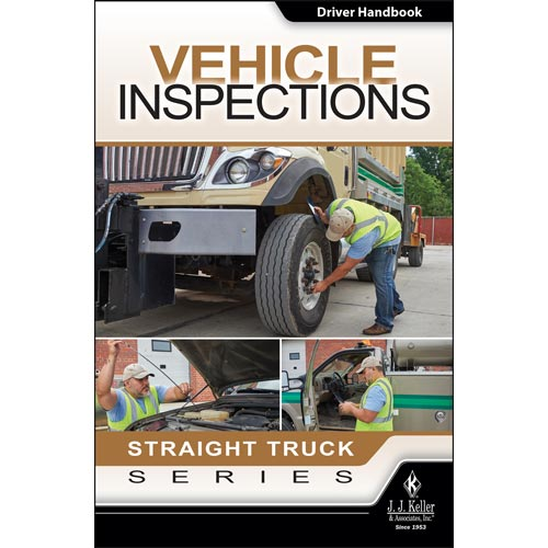 Vehicle Inspections: Straight Truck Series - Driver Handbook (013001)