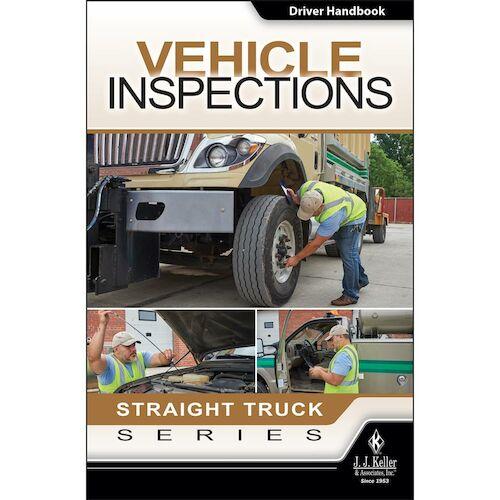 Vehicle Inspections: Straight Truck Series - Driver Handbook (013001)
