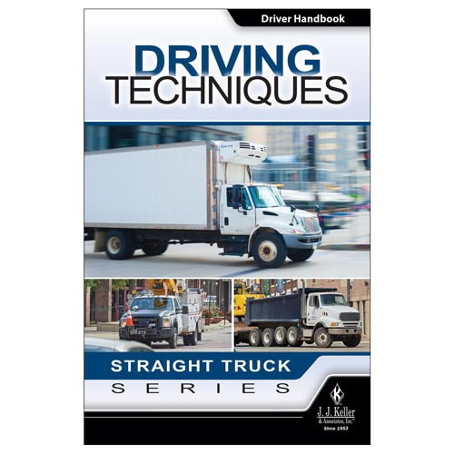 Driving Techniques: Straight Truck Series - Driver Handbook (013000)