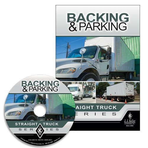 Backing & Parking: Straight Truck Series - DVD Training (012936)