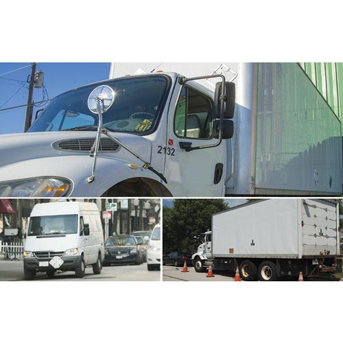 Backing & Parking: Straight Truck Series - Streaming Video Training Program (012983)