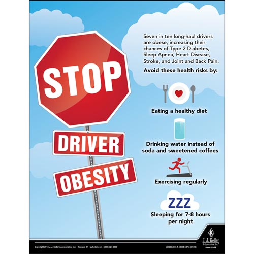 stop driver obesity