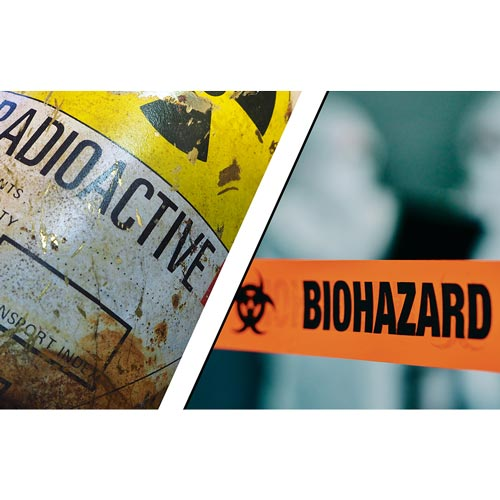 HAZWOPER: Radiation & Biological Exposures - Online Training Course (014386)