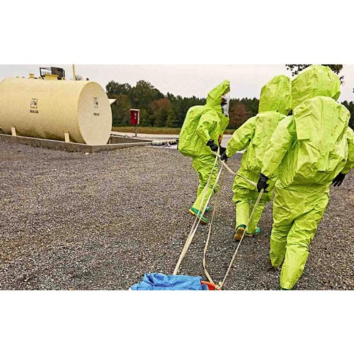 HAZWOPER Refresher for Emergency Responders: Medical Program - Online Training Course (015201)