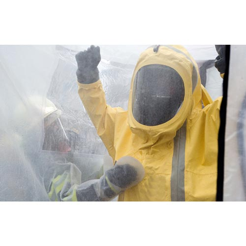HAZWOPER Refresher for Emergency Responders: Decontamination - Online Training Course (015203)
