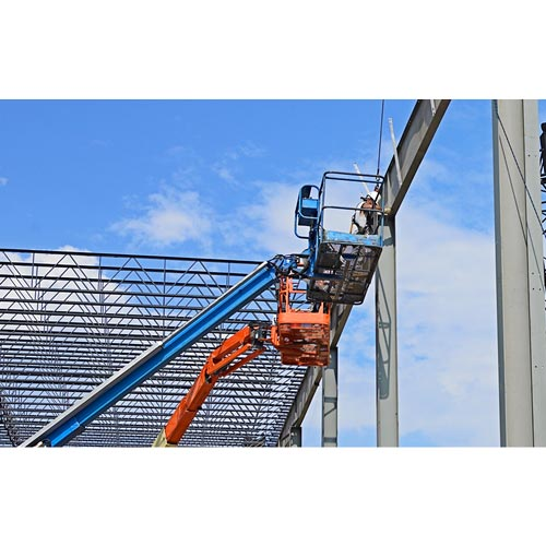 Aerial Lifts for Construction