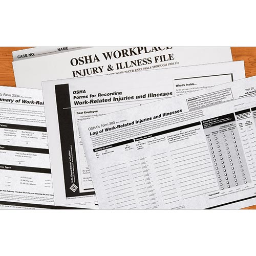 Workplace Injury & Illness: OSHA Reporting & Recordkeeping for Managers - Online Training Course (013156)