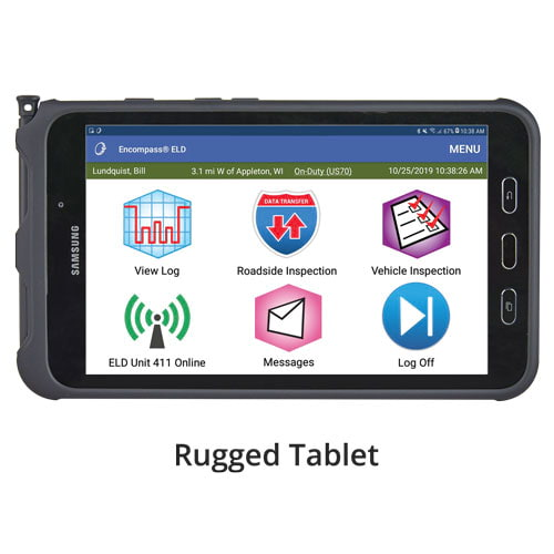 J. J. Keller® Compliance Tablet™ (013202)