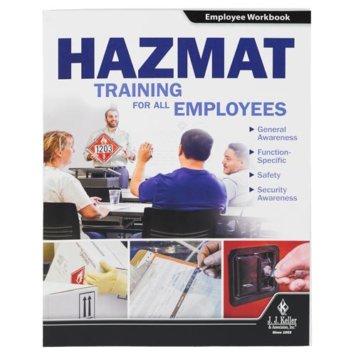 Hazmat: Training for All Employees - Employee Workbook (013215)