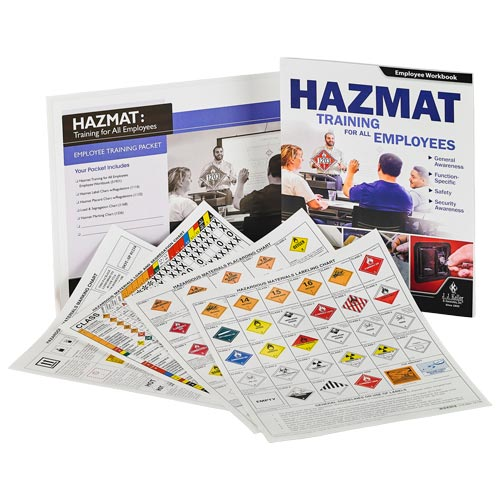 Hazmat: Training for All Employees - Employee Training Packet (013216)