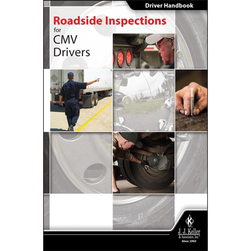 Roadside Inspections for CMV Drivers - Driver Handbook (013225)