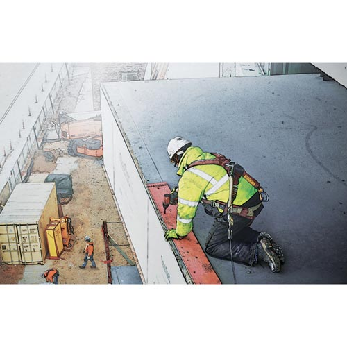 Fall Protection for Construction - Online Training Course (013657)