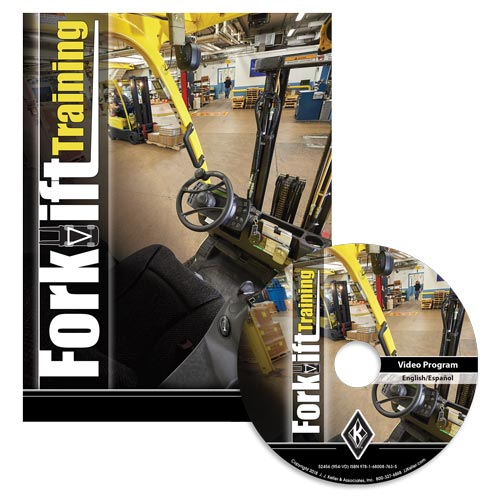 Forklift Training - DVD Program (013672)