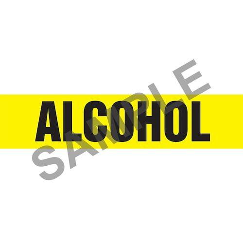 Alcohol Marker - ASME/ANSI (013690)