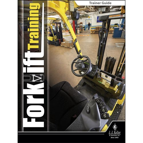 Forklift Training - Trainer Guide (013919)