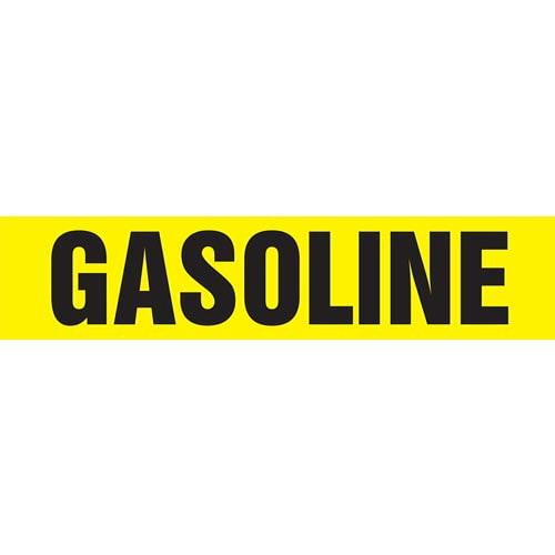 Gasoline Pipe Marker - ASME/ANSI (013769)