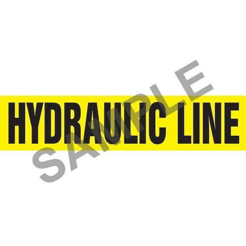 Hydraulic Line Pipe Marker - ASME/ANSI (013793)