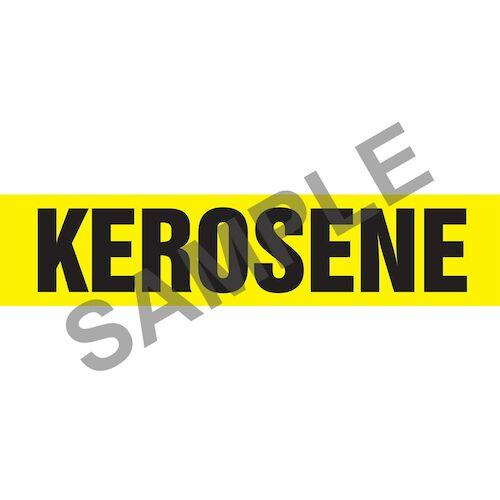 Kerosene Pipe Marker - ASME/ANSI (013802)