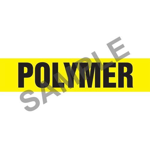 Polymer Pipe Marker - ASME/ANSI (013838)