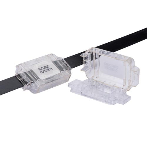 Snap-N-Secure Pallet, Crate & Truck Banding Seal (014026)